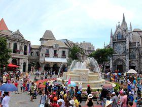 気分はファンタジー!ベトナム・ダナン「バナヒルズ」で中世フランスの町に迷い込む