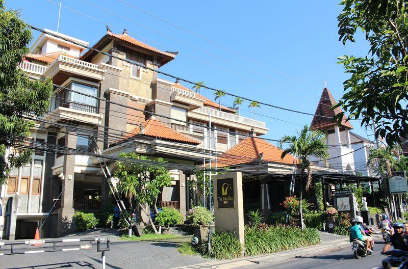 クタの繁華街まで徒歩圏内!バリ島おすすめホテル「ザ・ビラ・バリ・ホテル」