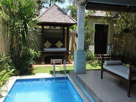バリ島旅行はプール付きのヴィラでホテルライフを「トランセラ・グランド・カンカナ・リゾート・ヴィラス」
