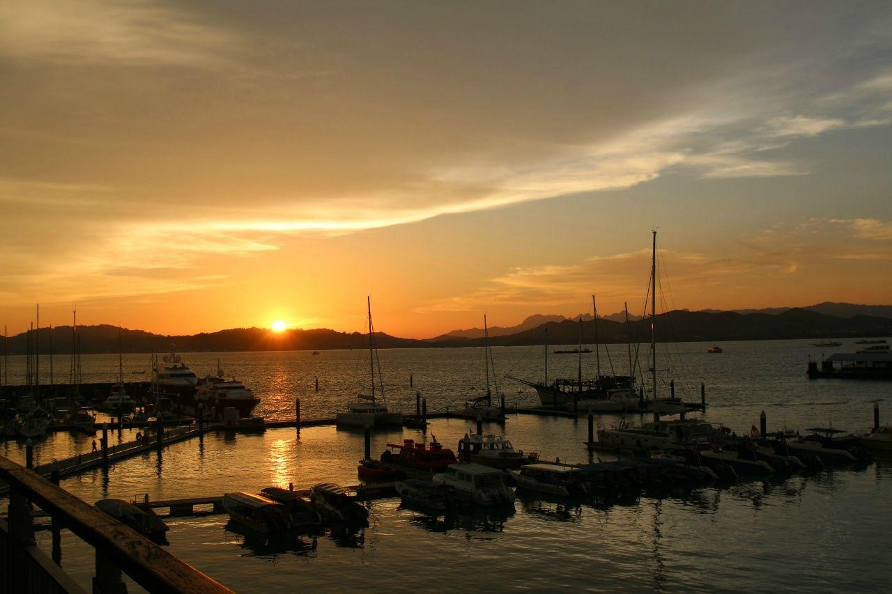 ランカウイ島で優雅な休日を「ランカウイ・ヨットクラブ・ホテル」