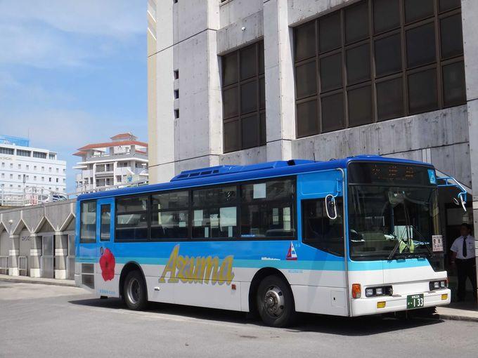 石垣島のバス。