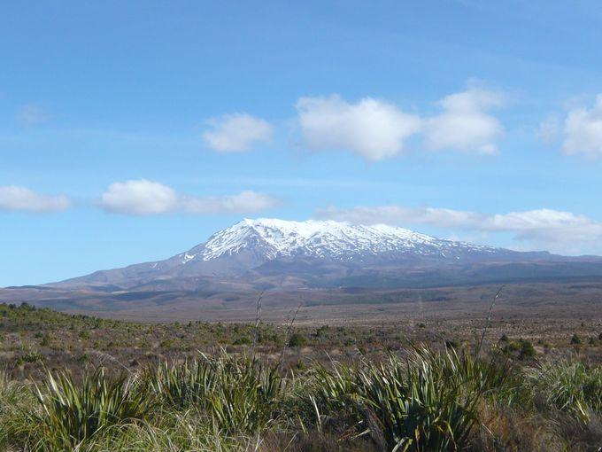 ニュージーランド初の国立公園&世界遺産のトンガリロ国立公園