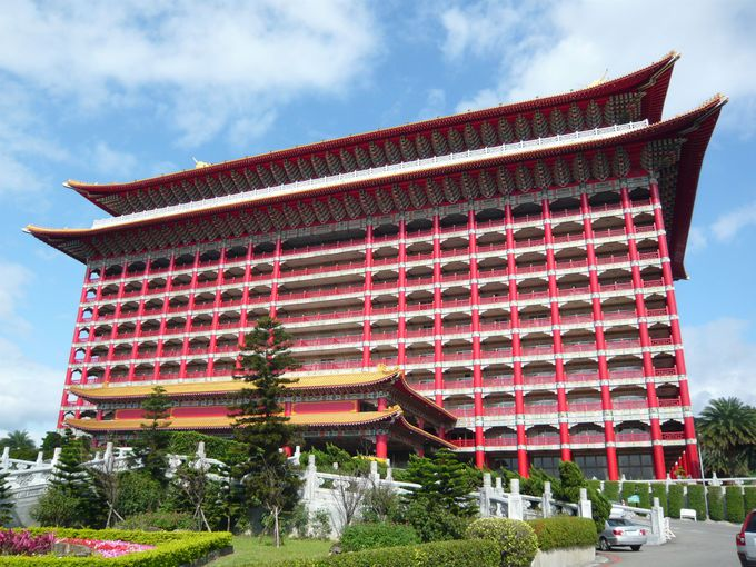 10.ザ グランド ホテル(台北圓山大飯店)