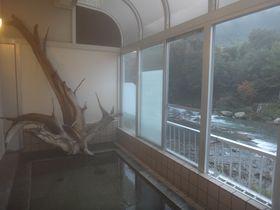安田川が横に流れる高知県の馬路温泉、夕食は新鮮アメゴの刺身!|高知県|トラベルjp<たびねす>