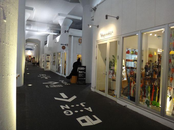 御徒町駅と秋葉原駅の中間にあるものづくりの街「2k540」