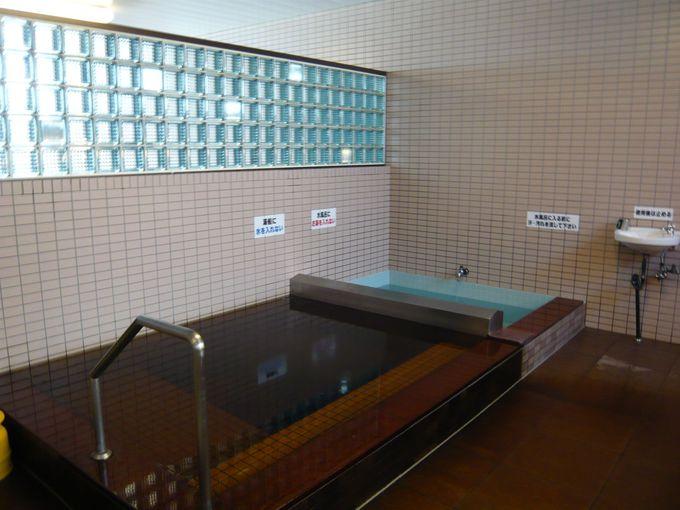 お湯で選ぶなら、天然温泉「アサヒ湯」