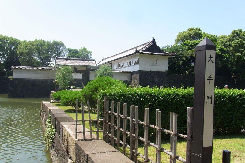 東京の真ん中にある緑あふれる憩いの場・皇居東御苑