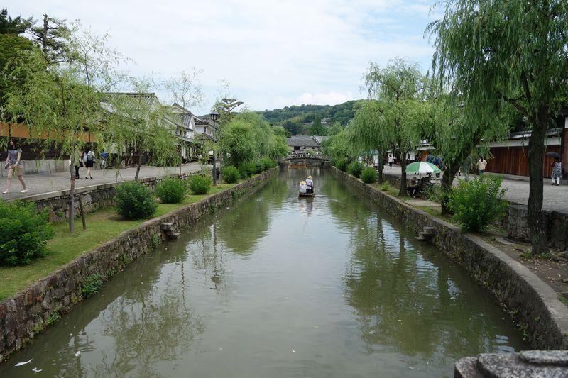 こ洒落た江戸!?和と洋のコラボが絶妙な町、倉敷美観地区