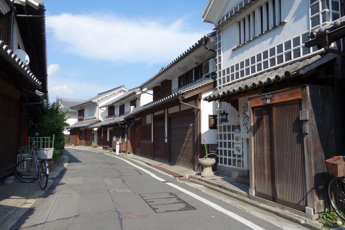 岡山といえば倉敷!レトロな街並み「倉敷美観地区」でノスタルジックな観光を