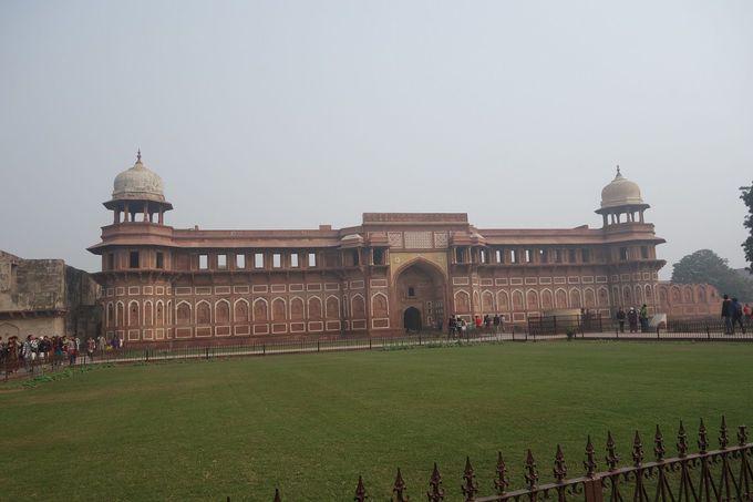 ジャハーンギール宮殿