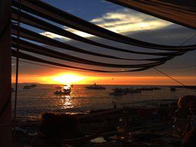 イビサ島「カフェ・デル・マール」で世界一のサンセットを!