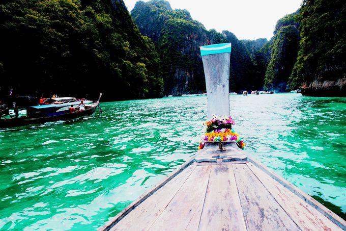 美しい入り江「ピレ・ラグーン」