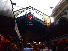 目と舌で味わえ!活気溢れるバルセロナの台所『ボケリア市場』