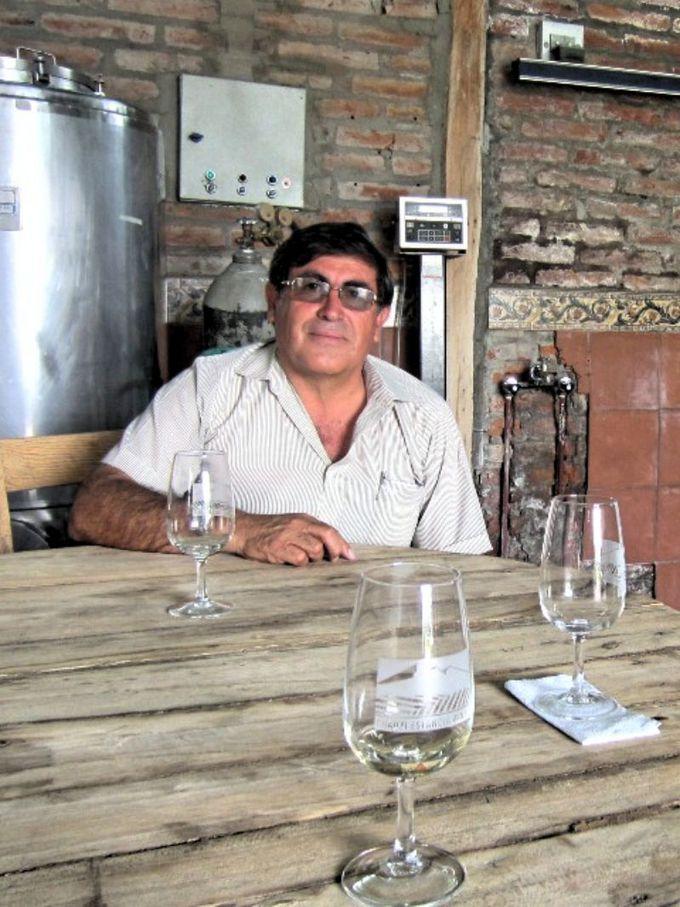 高地ワイン『チャウピ・エスタンシア』の挑戦。