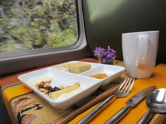理由1:ビスタドーム列車の設備と食事サービス