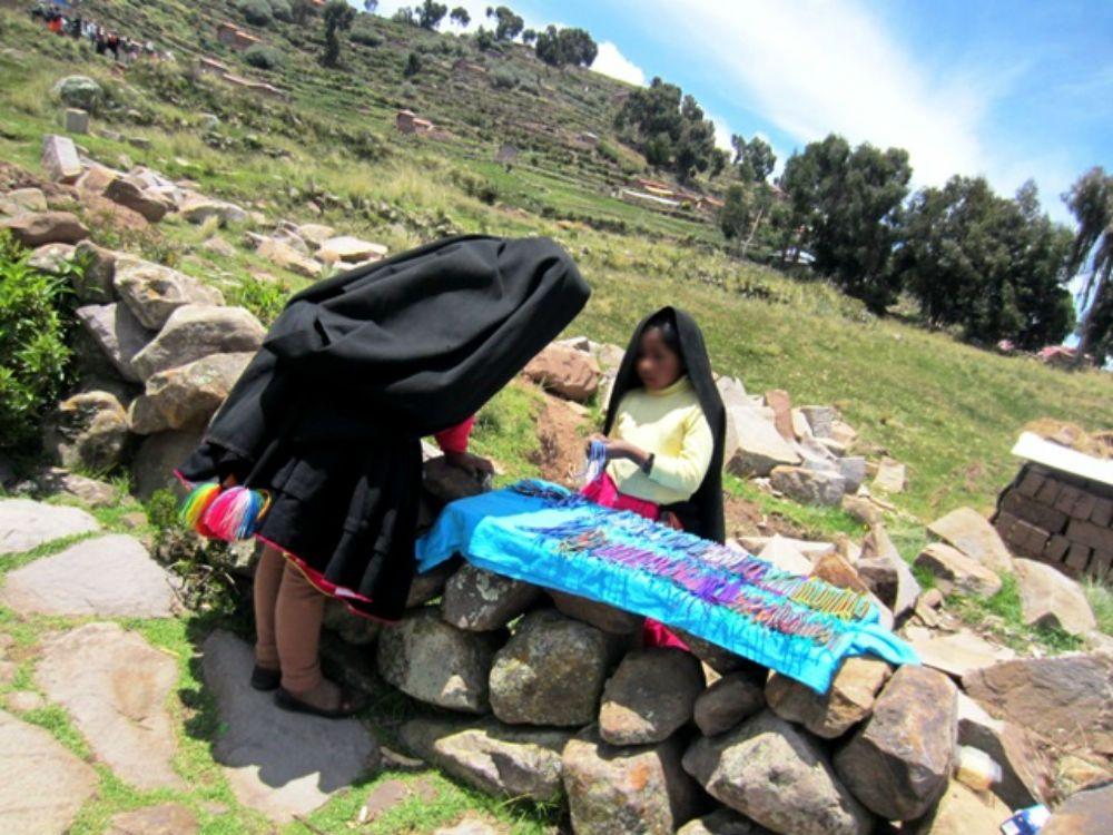 「タキーレ島とその織物技術」は世界無形文化遺産!