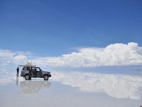 すべてが塩!ウユニ塩湖の畔に建つ塩のホテル『ルナサラダ』