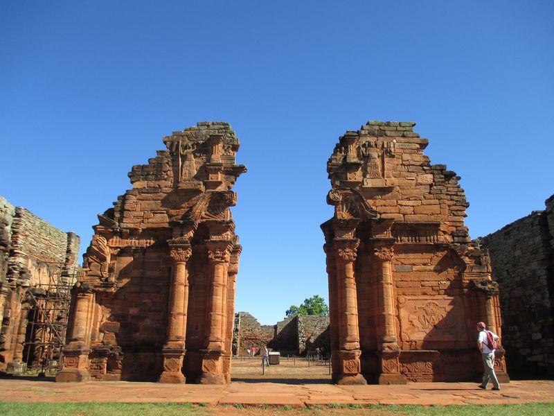 理想郷が400年前に!?アルゼンチンの世界遺産サン・イグナシオを訪ねて