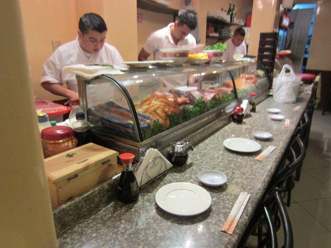 外国人客にも人気の『寿司やまと』