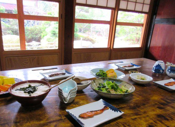 1泊2食つきで美味しい富士山麓の田舎体験