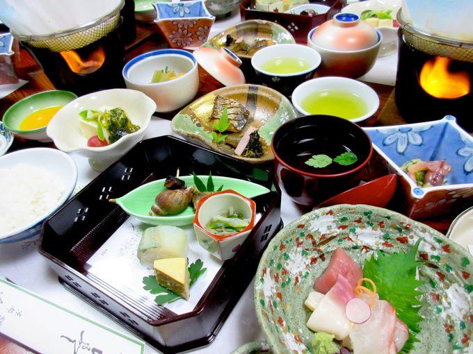 お楽しみの京料理