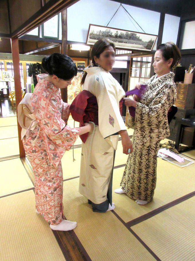 """文化体験を通して""""京の暮らし""""に触れる"""