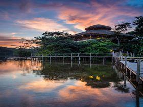 いざアマゾン・ジャングルへ!エクアドルの「ラ・セルバ」で優雅にジャグジー!?