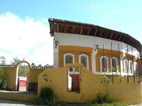 元エクアドル大統領の領地「サン・ルイス」でアンデスの素敵な荘園滞在