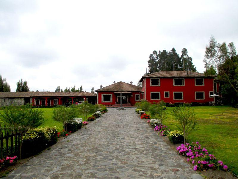 エクアドルでは断然アンデスの荘園ステイ!「ハト・ヴェルデ」で優美な自然と文化を体験