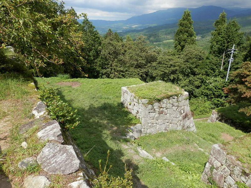 ここはマチュピチュか!?岐阜県にある天空の城「岩村城跡」