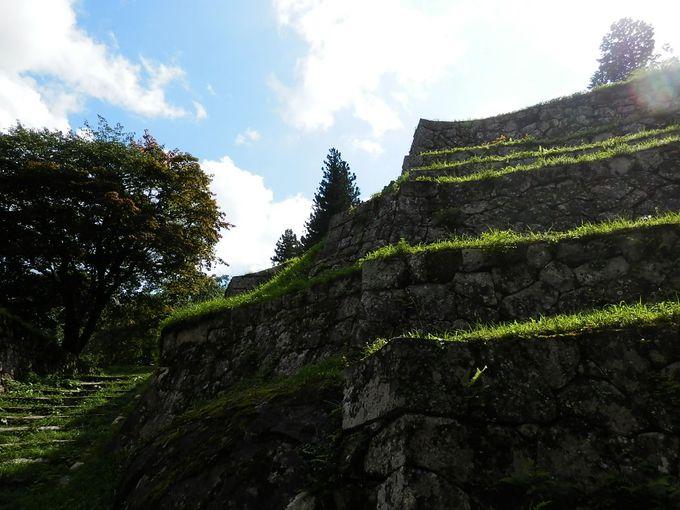 岩村城は戦国時代、聡明な女城主が守り通した