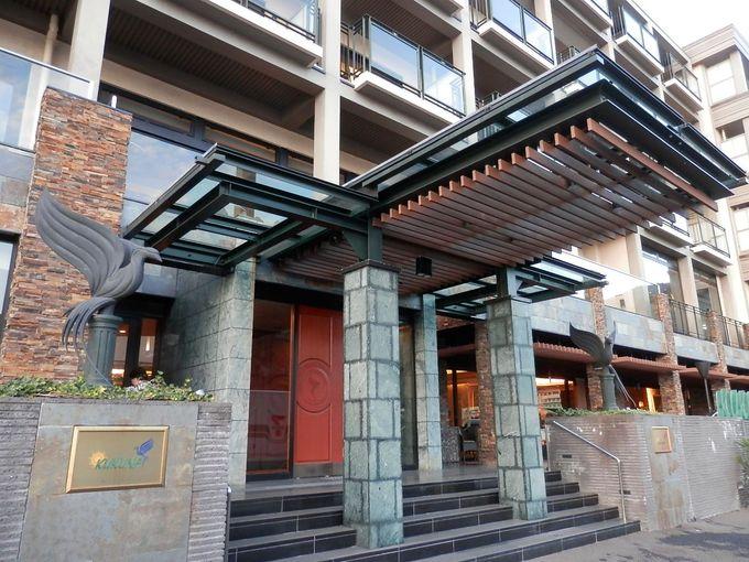 南国リゾート感あふれる「富士河口湖温泉 風のテラス KUKUNA(くくな)」