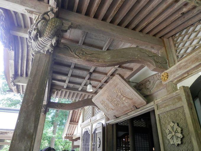 道元禅師の魂は、いまもこの永平寺に眠っています