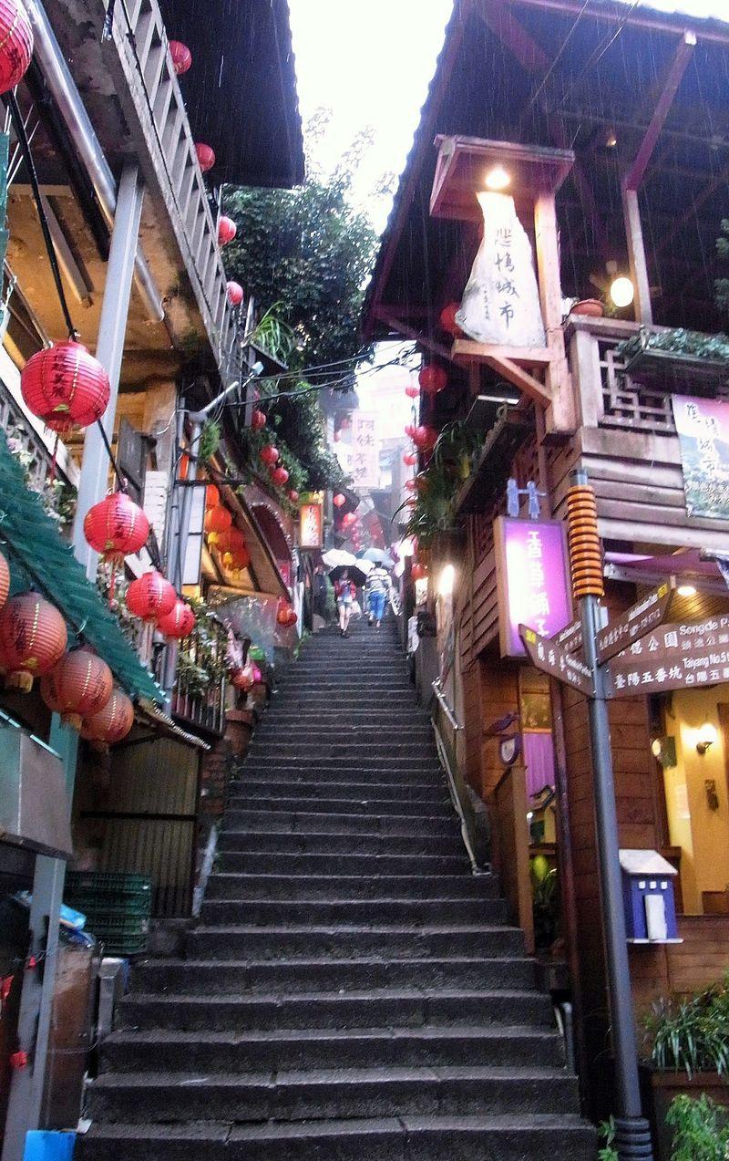 蘇った金鉱の街、台北近郊の「九份」と「金瓜石」にタイムスリップ!