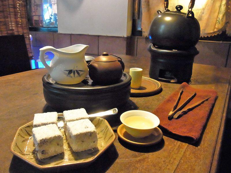台湾でお茶の真髄を味わおう 癒しの茶芸館でほっこりタイム!