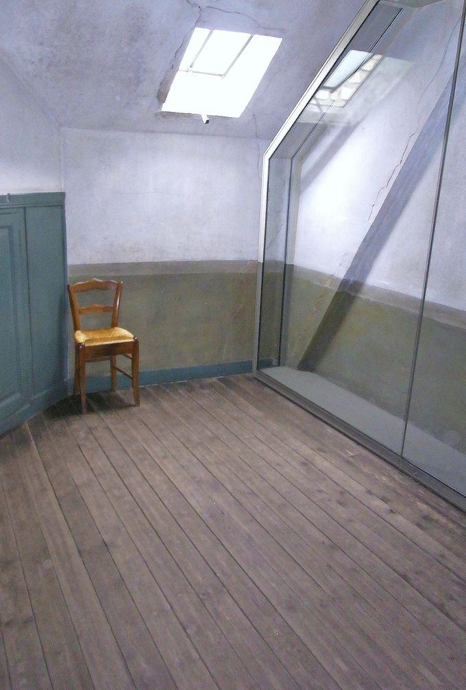 「ラブー亭」と「ゴッホの下宿部屋」