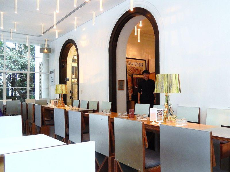 台北のスタイリッシュ&エレガントカフェで大人時間♪