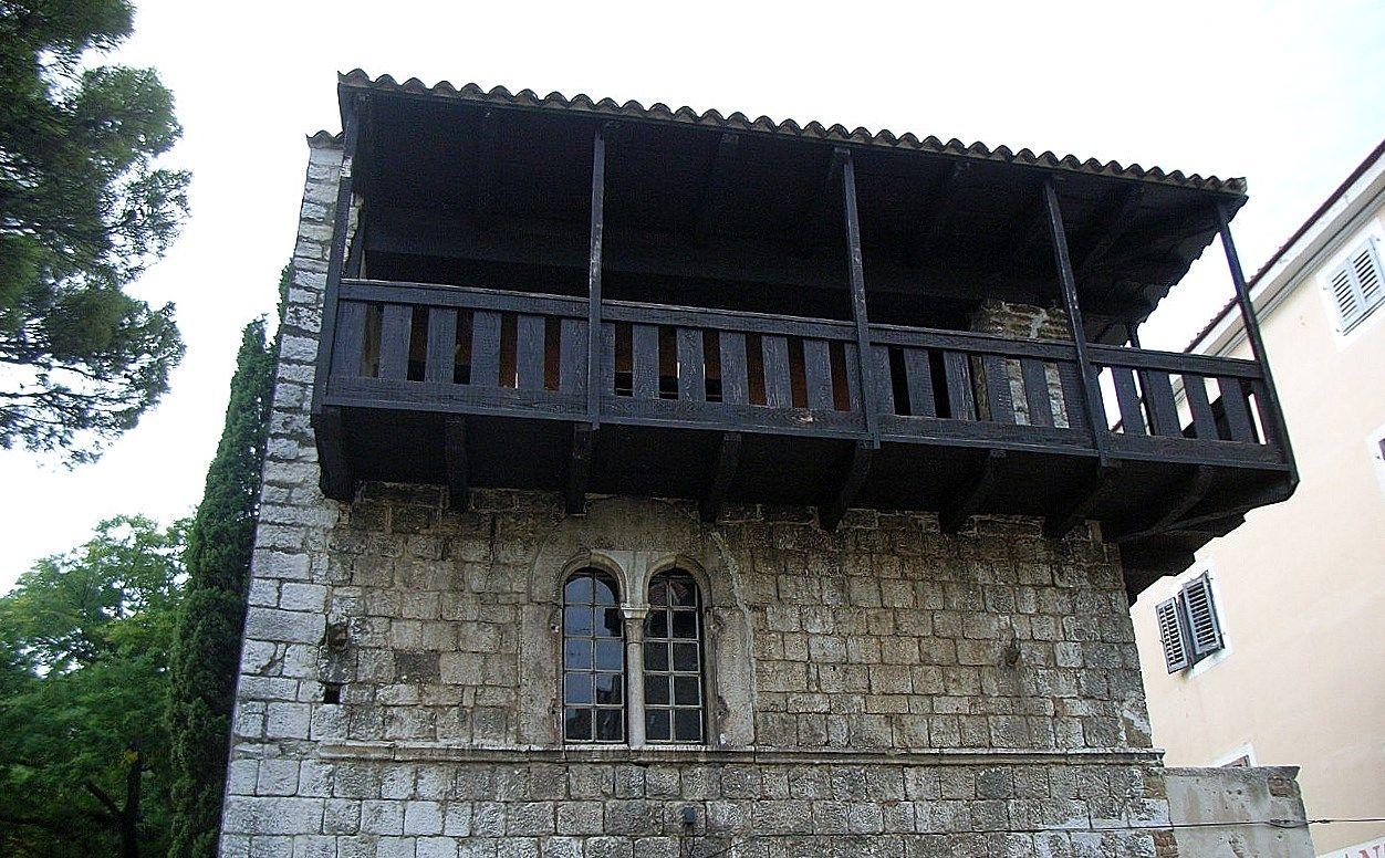 ローマ人が築いた町「ポレッチ」