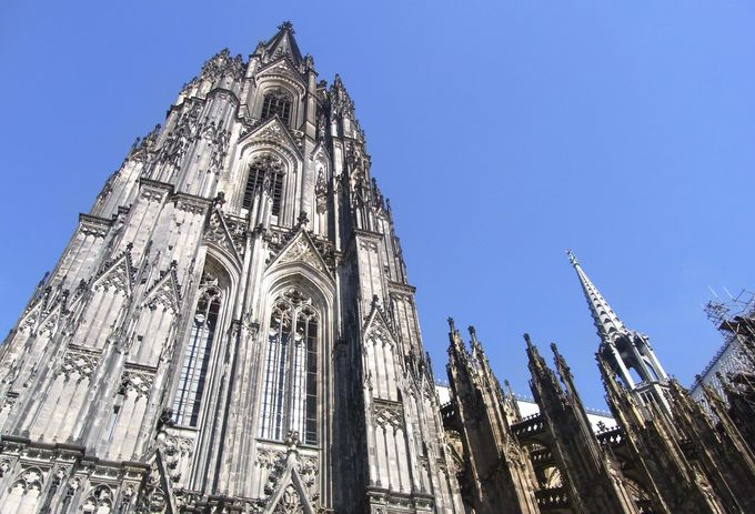2.ケルン大聖堂