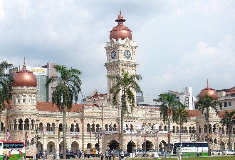 マレーシア観光で外せない行き先はココ!10選