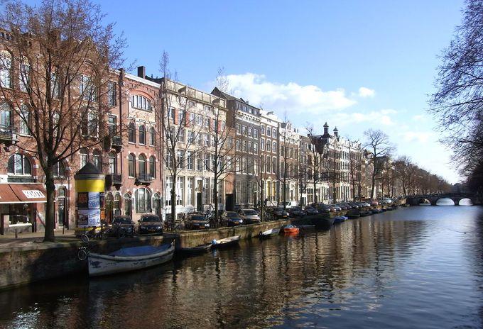9.アムステルダム(オランダ)