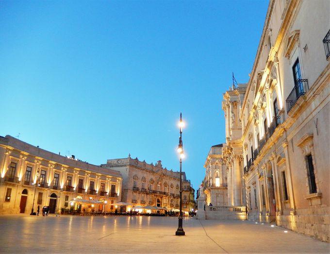 世界文化遺産の美しい街