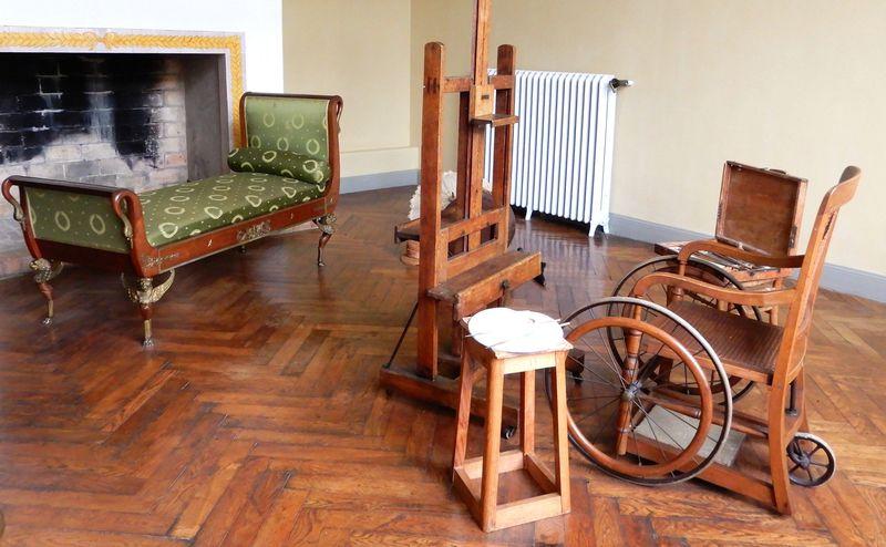 印象派の巨匠ルノワールの終の棲家 仏・カーニュ・シュル・メールの「コレット荘」