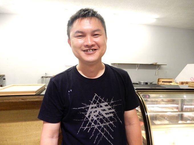 若きオーナーの夢は日本進出