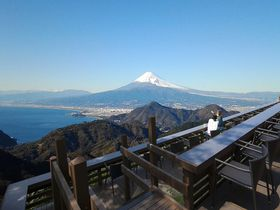 これぞ絶景なり!「伊豆の国パノラマパーク」で富士山と足湯に癒されよう