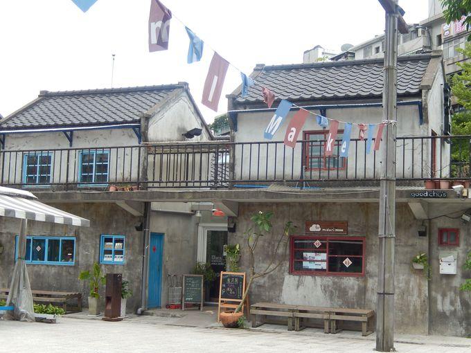 台湾の歴史を物語る場所