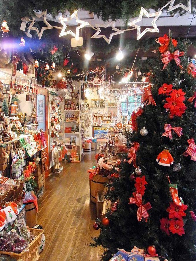 何を見ても欲しくなる多彩なクリスマス・グッズ