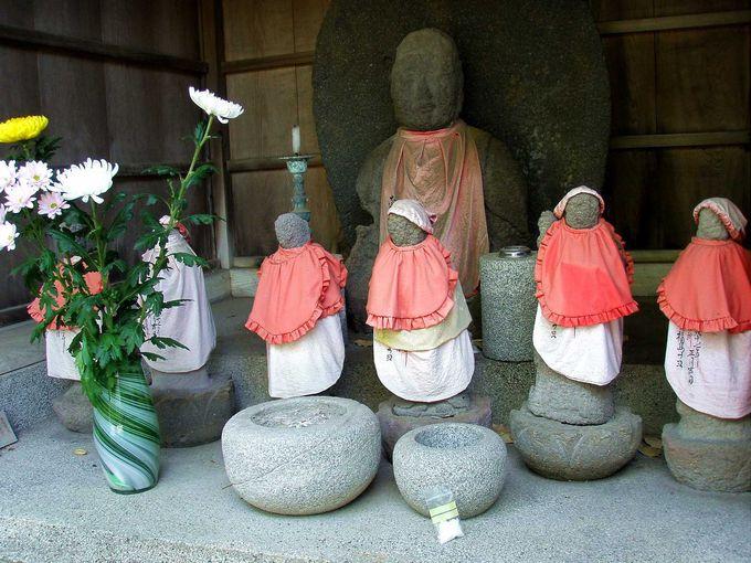 ◆光触寺◆ 「塩の道」のアイコン 〜塩舐め地蔵にまずはご挨拶