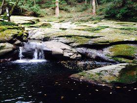 清々しい空気と滝の渓谷美に心癒される奈良「赤目四十八滝」