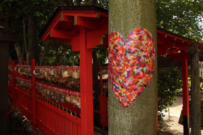 ご利益があるとジワジワと話題に!?金沢最古の神社でまずは縁結び